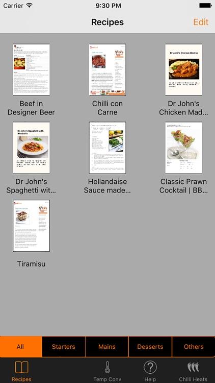 MyOwnCookBook