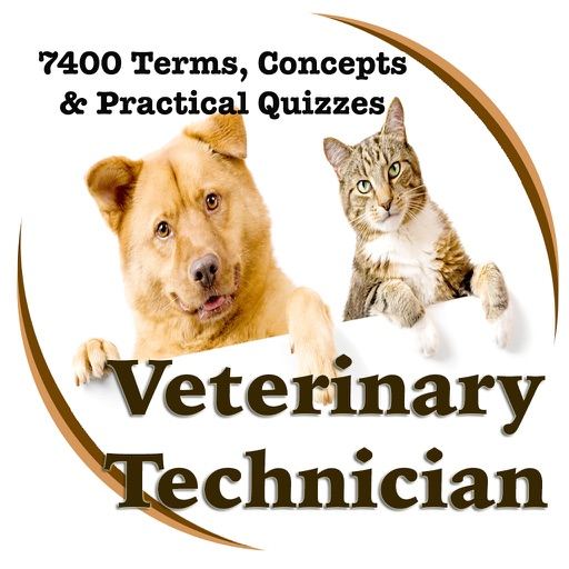 Veterinary Technician Exam Review-7400 Flashcards, Terms & Quizzes