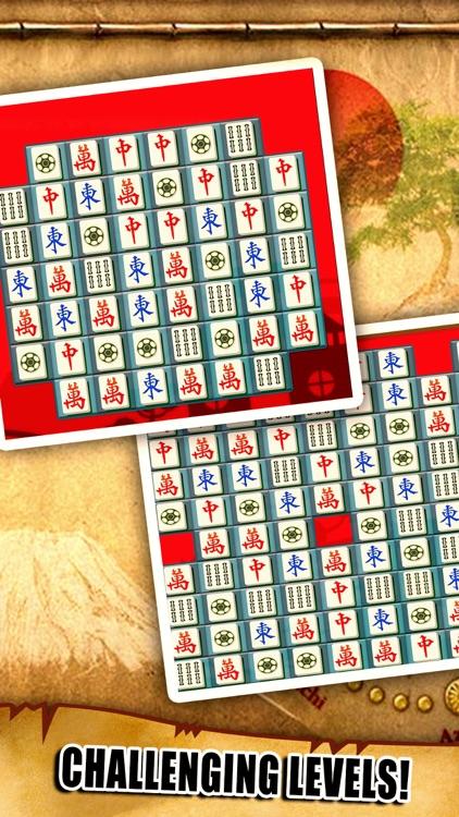 Mahjong Match-3 Swipe Majong Tiles Puzzle games screenshot-3