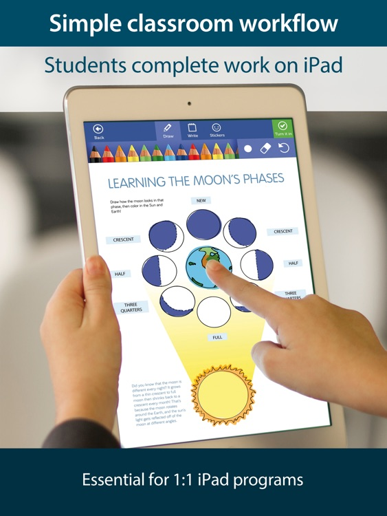 Handouts: Simple classroom workflow