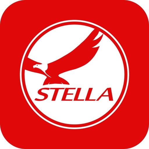 Stella - Op Weg iOS App