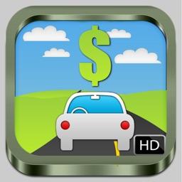 Auto Mileage Logbook Tracker HD