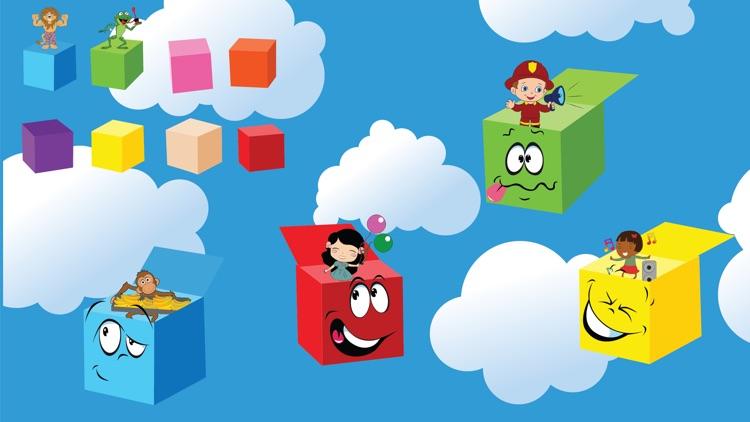 Un juego de memoria para niños