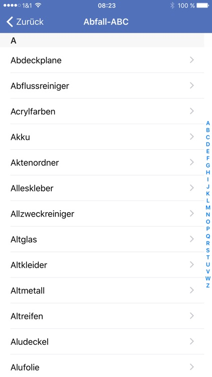 AbfallApp Myk screenshot-4