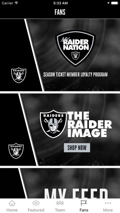 Raiders App screenshot-3