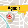 Agadir Offline Map Navigator and Guide