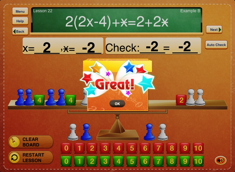 Hands-On Equations 3 screenshot-3