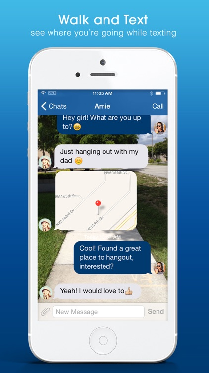 DUO Free Secure Messaging: Text Now via Encryption screenshot-3