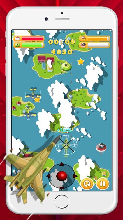 Planes Battle World Game for Kids