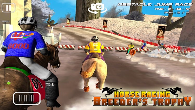 Horse Racing Free - Free Derby Horse Racing Games