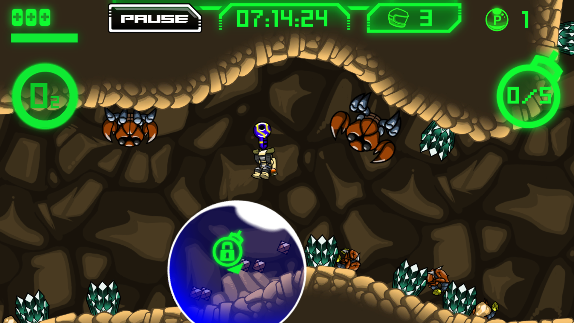 Atomic Super Lander screenshot 14