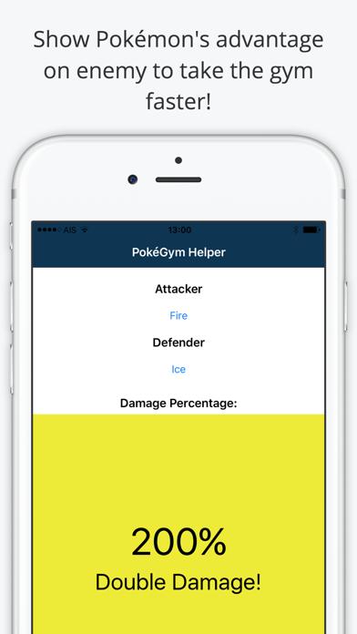 PokeGym Helper for Pokémon Go