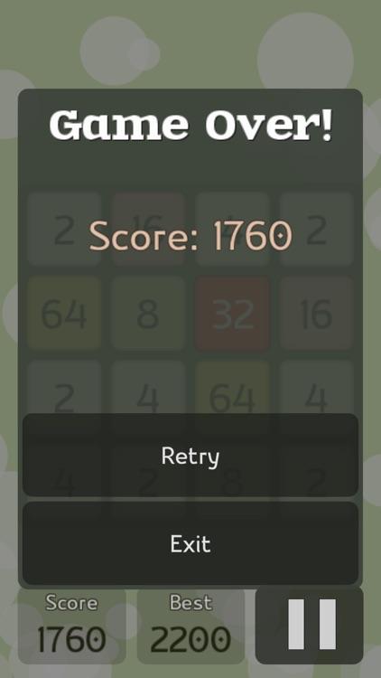 2048 The Game screenshot-4
