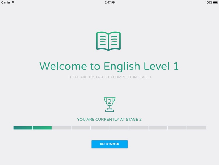 A+ Achieve English Skills (Level 1 - Stage 2) screenshot-4