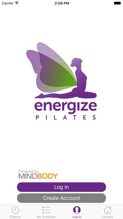 Energize Pilates