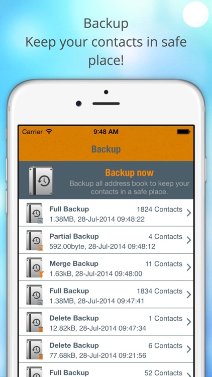 ContactManager Pro – Remove & Merge Duplicate Contacts