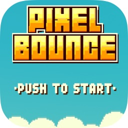 Pixel Bounce.