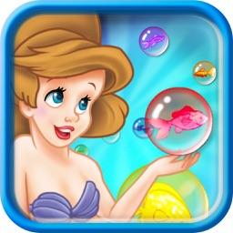 Bubble Mermaid Sage