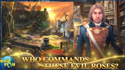 Living Legends: Bound by Wishes - A Hidden Object Mystery (Full) Screenshot