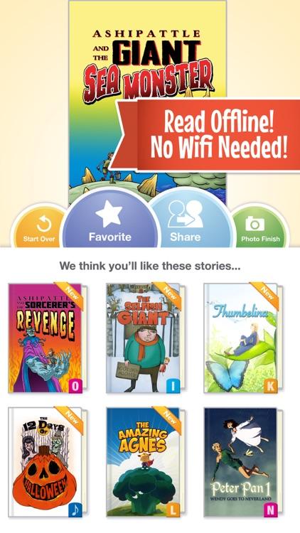 FarFaria Stories To Read Along screenshot-4
