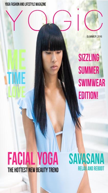 YOGiC Magazine