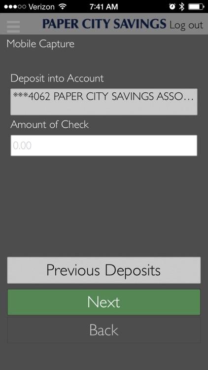 Paper City Savings Mobile