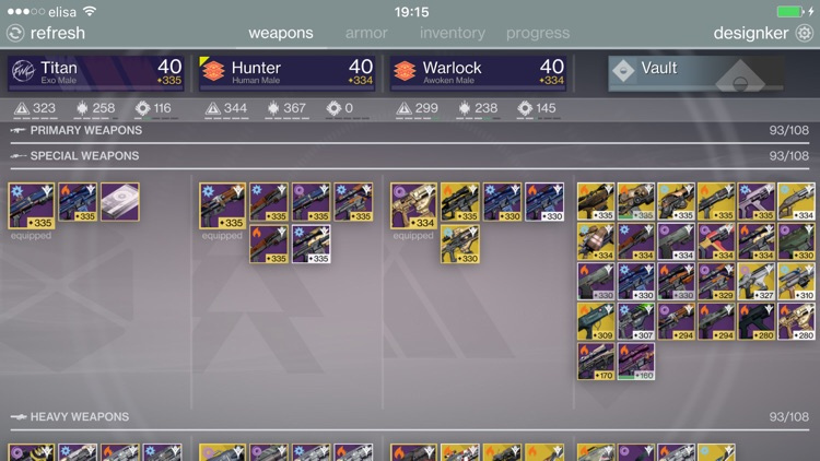 Ishtar Commander for Destiny screenshot-0