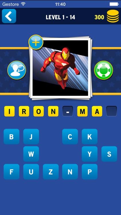 Guess That Superhero