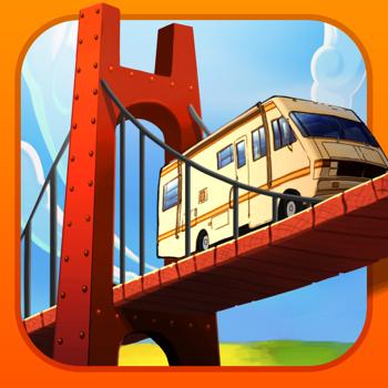 Bridge Builder Simulator - Real Construction Sim.