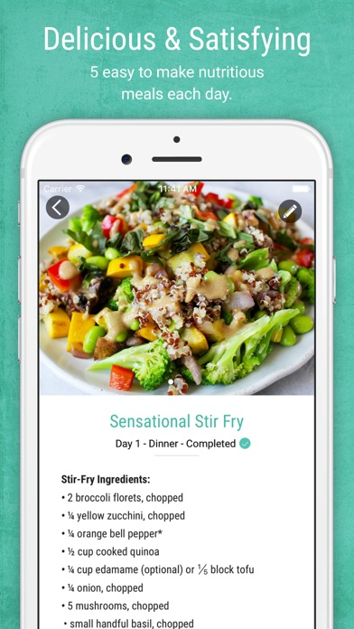 Screenshot for 5 Day Detox by Nikki Sharp in Italy App Store