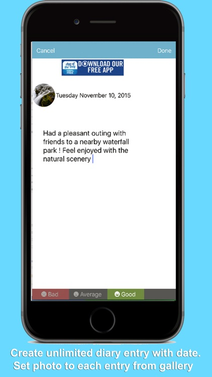 Simple Diary - Your Daily Life Journal