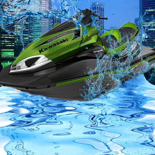 Boat Speed Switch - Jet Sky Run Adventure icon