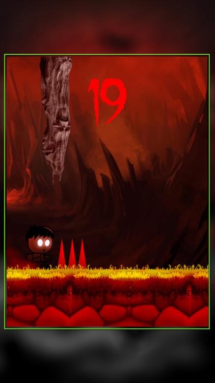 Limbo Run: A scary road screenshot-3