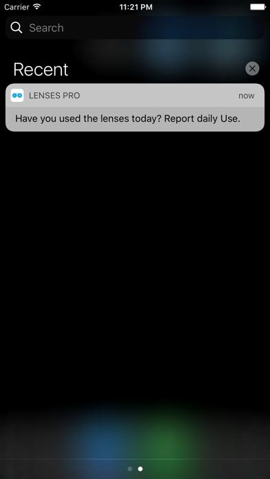 Contact Lenses Pro Screenshot