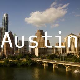 hiAustin: Offline Map of Austin