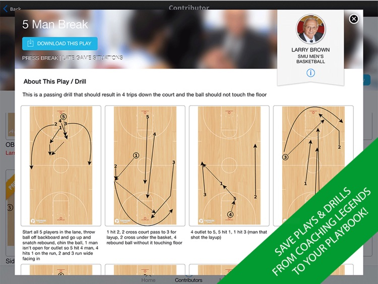 FastDraw Basketball screenshot-4