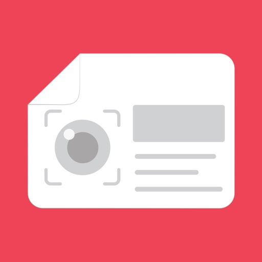 Classifieds Camera: Visiting Card & Newspapers Ads Manager! icon