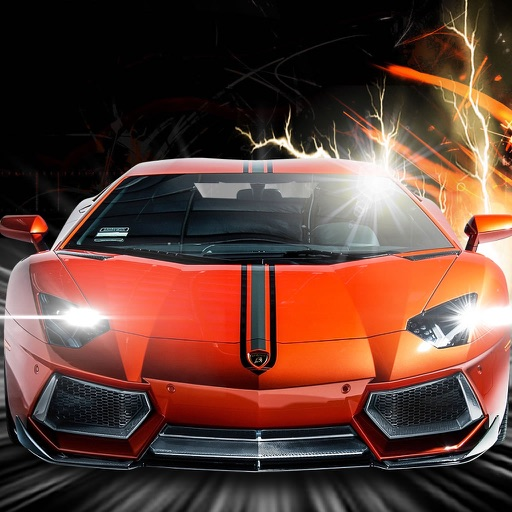 Car Driving Angry And Fast - Car Racing Game icon