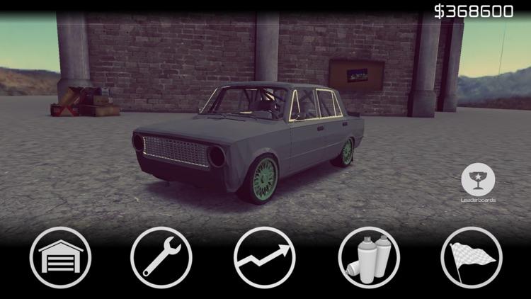 Drifting Lada Edition - Retro Car Drift and Race