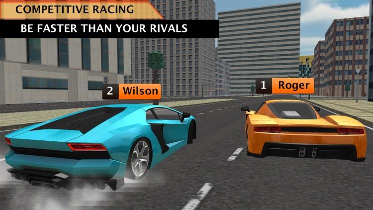Luxury Turbo Speed Car Driving Simulator screenshot-4