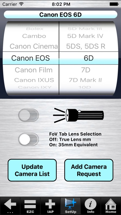 SetMyCameraDF - Essential Tools for Photography screenshot-4