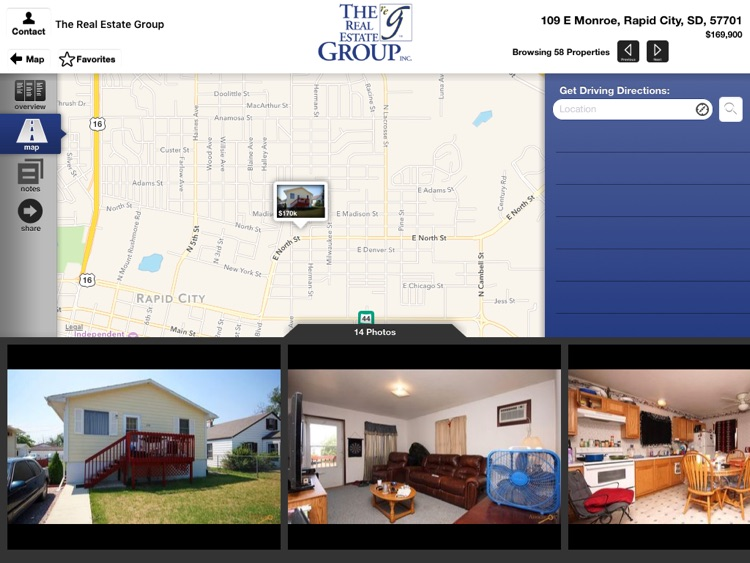 Rapid City Black Hills Home Search For Ipad