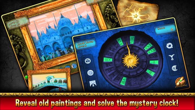 Mahjong Venice Mystery Puzzle screenshot-4