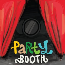Party Booth - Live Camera Stickers and Fun Photo Editor