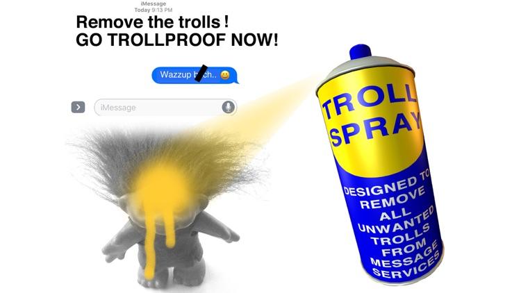 Troll Spray