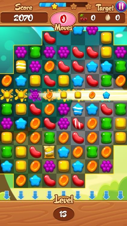 Sweet'n Tasty Crush screenshot-3