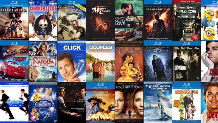 My Movies Pro - Movie & TV Collection Library app image