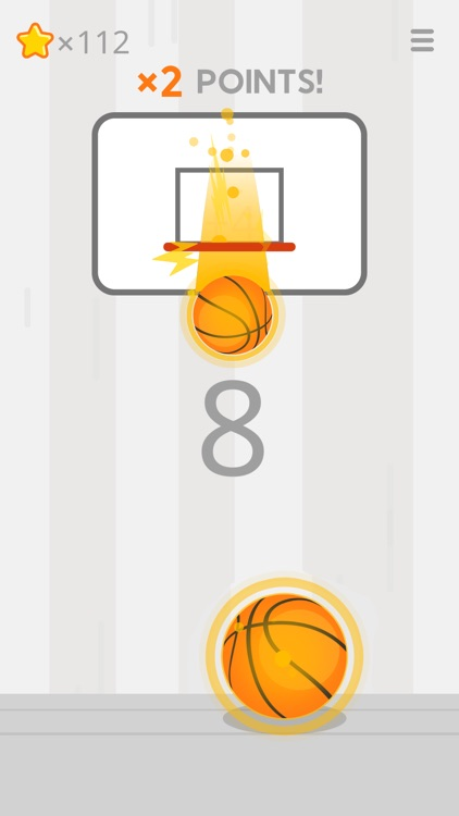 Ketchapp Basketball screenshot-2