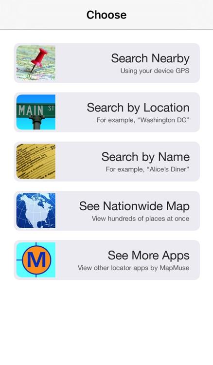 State Parks Locator screenshot-4