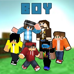 Best Boy Skins - Cute Skin for Minecraft PE & PC
